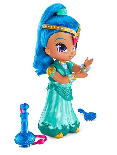 Fisher-Price Nickelodeon Shimmer & Shine, Wish & Spin, Shine (Enchanted Wishes Costume)