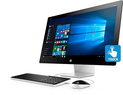 "UPC 725184079856, 2016 Newest HP Pavilion 23"" Premium High Performance FHD Touchscreen All-in-One Desktop PC, Intel Core i7-4785T, 8GB RAM, 1TB HDD, HDMI, SuperMulti DVD, Webcam, Bluetooth, WIFI, Windows 10"