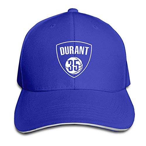 Moore Me Adjustable Baseball Cap Black Brooklyn Durant Logo Cool Snapback Hats