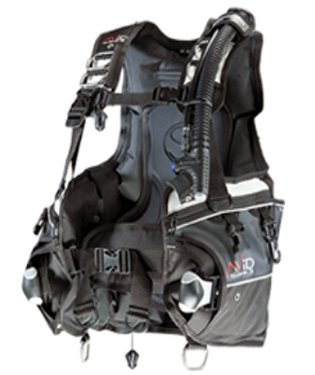 Sherwood NEW Avid CQR-3 Scuba Diving BC/BCD Weight Integrated Buoyancy Compensator (2XL)