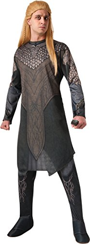 Rubie's Men's Hobbit 2 Desolation Of Smaug Adult Legolas, Green, Large]()