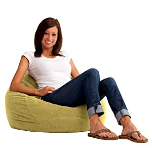 Comfort Research Ultra Lounger in Comfort Suede, Sand Dune