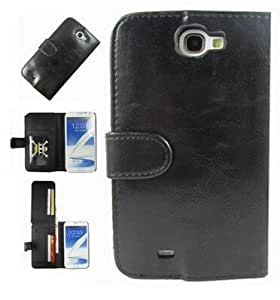 Samsung galaxy note 2 case,samsung galaxy note 2. case,samsung galaxy note 2 cases,samsung galaxy note 2 case wallet,phone cases samsung galaxy note 2, Ezydigital Carryberry FULL SIZE CASH POCKET LEATHER WALLET WITH 8 CARD WALLET LEATHER CASE FOR SAMSUNG GALAXY NOTE II N7100-COLOR