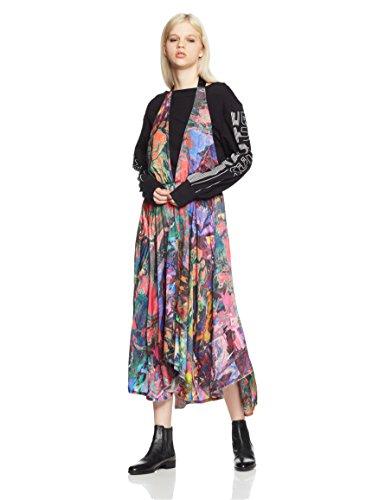 ブラウスうん解明(ディーゼル) DIESEL レディース ドレス D-GREMB DRESS 00SISL0AASV