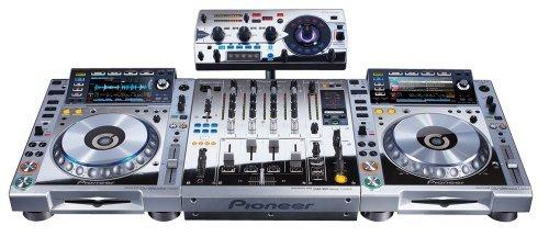Pioneer DJ set: 2 x CDJ-2000 Nexus + DJM-900 Nexus + RMX-1000 Platinum Limited Edition Set (Pioneer 1000 Cdj compare prices)