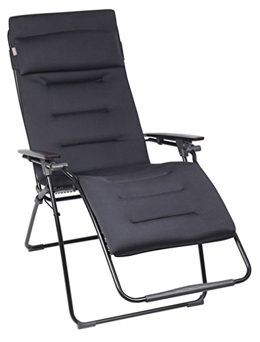 Lafuma Futura Air Comfort Chair, New Acier Futura High Chair