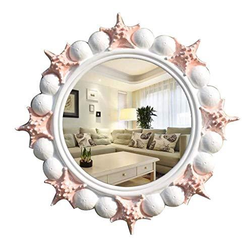 GRJ Household Items& espejo de maquillaje Espejos de pared ...