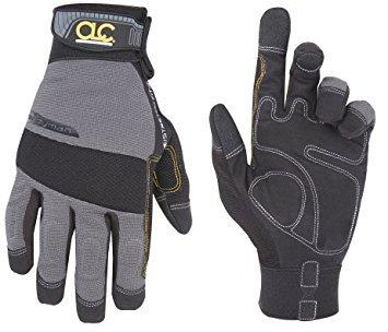 CLC Work Gear 125M Gray & Black Medium Handyman™ Gloves
