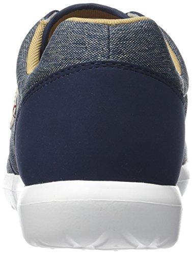 Uomo Coq Bleu Blue Sportif Sneaker 2 dress Blu Tones Dynacomf Le d4xYwqOwg