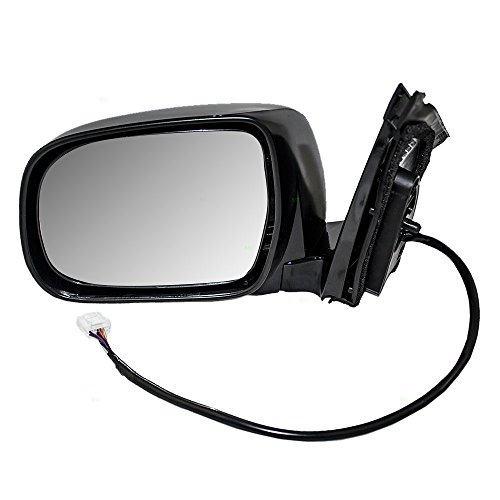 Lexus Rx330 Suv - Power Side View Mirror Heated and Memory Driver Replacement for Lexus RX330 RX350 RX400h SUV 879400E011C0