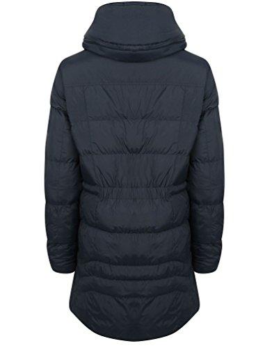 LONGUE jamarico Tokyo blazer Manteau MARINE femmes LIGNE matelass Bleu Laundry qwxCxvH