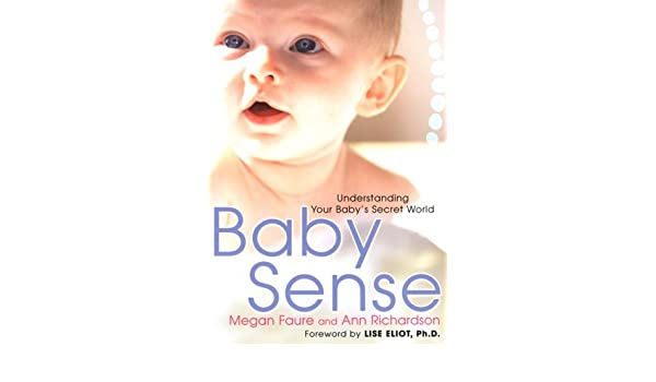 The Secret World Of Babies >> Baby Sense Understanding Your Baby S Secret World By Lise Eliot