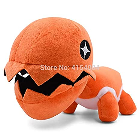 Amazon.com: 22cm (8.7 inch) - Cartoon Trapinch Peluche Plush ...