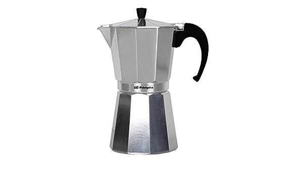 Amazon.com: Orbegozo KF 100 Aluminium Coffee Pot, 1 Cup by ...