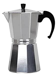 Amazon.com: Orbegozo KF 100 Aluminium Coffee Pot, 1 Cup by ...