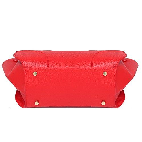 designer purse sale zn4e  Women Faux Leather Handbags Fashion Designer Tote Handbag Large Top Handle Satchel  Handbag hot sale 2017