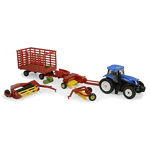 ERTL New Holland Haying Set