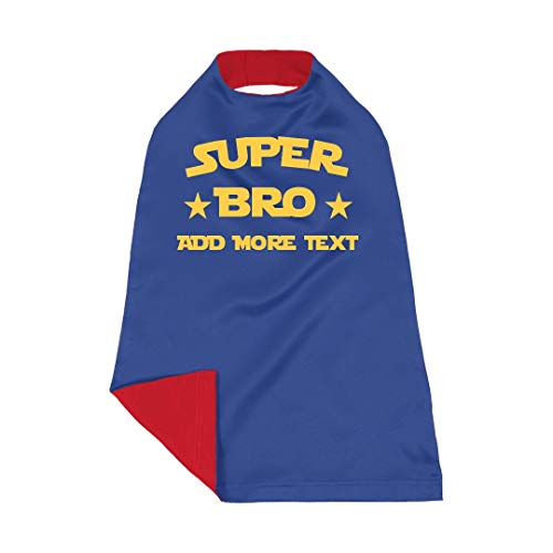 Custom Name Super Bro: Toddler -