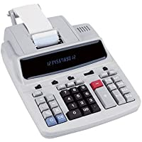 12-Digit Printing Calculator, Soft Touch, Two-Color, 9Wx12-3/4D CEB95010