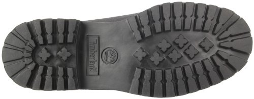 Timberland AF Scuffproof 6 In Cuir Botte, Black, 45
