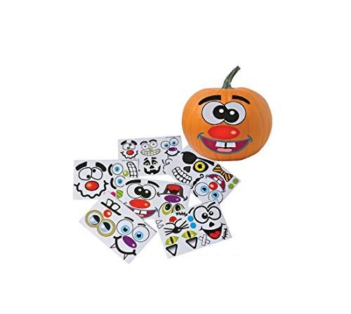 Make Your Own Jack O Lantern Halloween Sticker