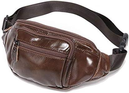 HOUYAZHAN Fanny Pack Bolso de Cintura Negro Viajes Senderismo Hip ...
