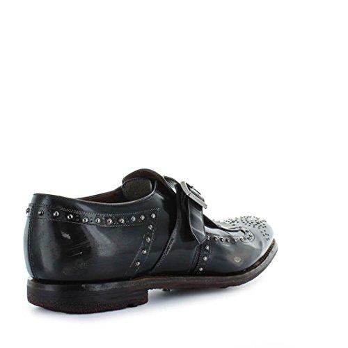 S Primavera 2018 Church's Fumé Mocasín Verano Zapatos Shanghai de Tricolor Hombre Asphalt wqzf6fI