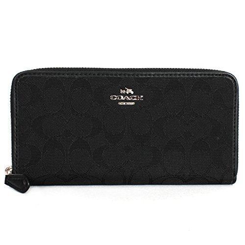 coach-outline-signature-accordion-zip-wallet-black-black