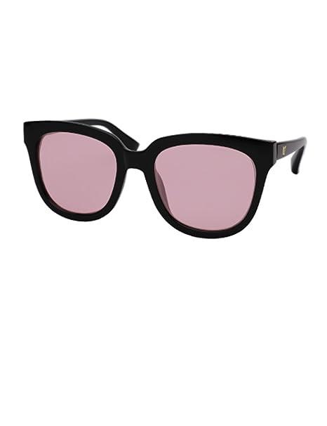 Nuevas gafas de sol gran marco gafas de sol de cara redonda marea ...