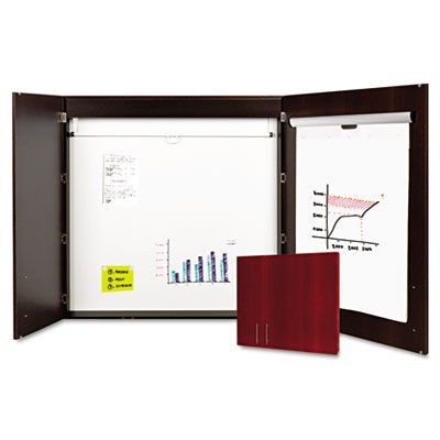 MasterVision Ebony Conference Cabinet 1 EA by MasterVisionâ''¢ (Image #1)
