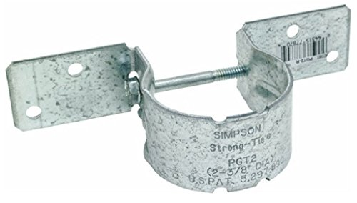 Simpson Strong-Tie Pipe Rail Tie