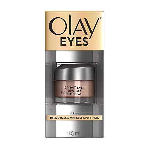 Olay Eye Cream Olay Eyes for Dark, Circles Wrinkles & Puffiness, 15ml