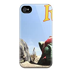 Anti-Scratch Hard Phone Case For Iphone 4/4s With Support Your Personal Customized Fashion The Lego Movie Series LauraAdamicska
