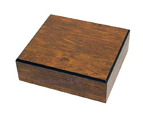 Uhrenkoffer Uhrenbox aus Echtholz W-062 für 8 Uhren 704