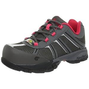 Nautilus Safety Footwear Women's 1393 Work Shoe,Grey,9.5 M US