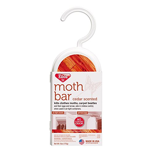 Enoz Moth Bar - Ceder Scented ()