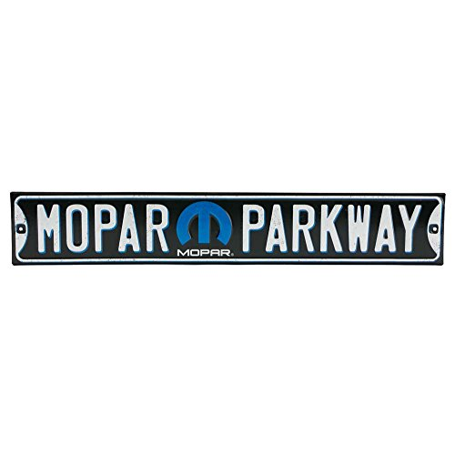 Open Road Brands Mopar Parkway Tin Street Sign ()