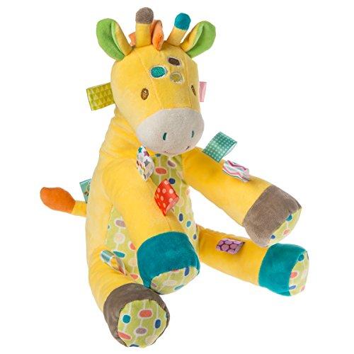 (Taggies Soft Toy, Gumdrops Giraffe)