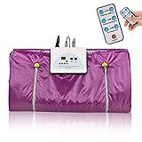 DENSHINE Portable Sauna Blanket 650W - 110V 2