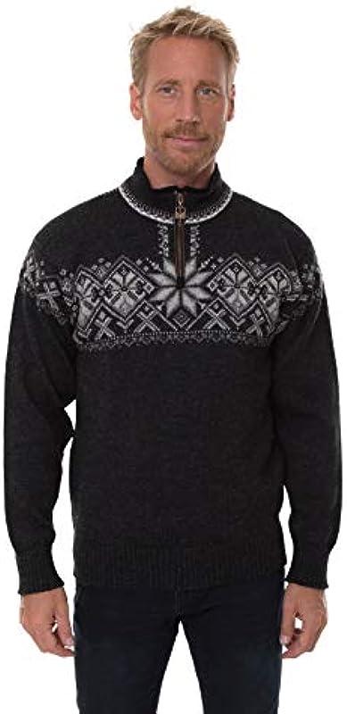 Dale of Norway męska geiranger mascu Line Sweater: Odzież