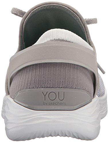 Femme Gris inspire baskets Basses Skechers You qwIx465TX