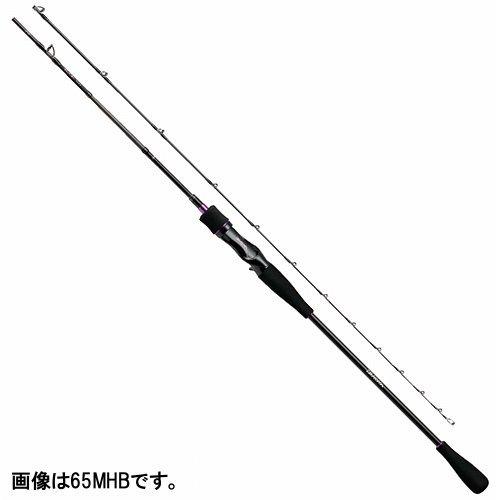 ダイワ(Daiwa) ロッド ソルティスト TG 65MHBの商品画像