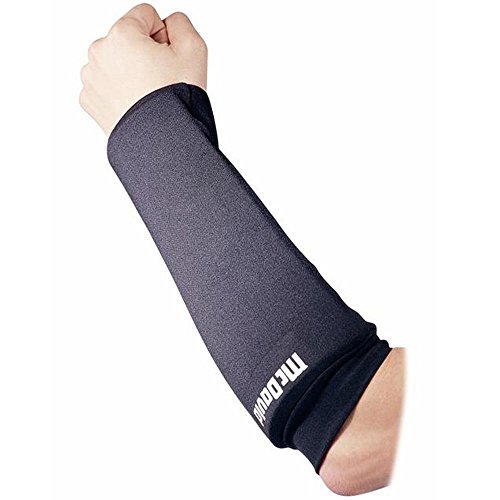 Men's Arm Warmers Brave Arm Warmers For Men Women Arm Cuff Arm Sleeve Protection Arm Guards Sports Cycling Elbow Pad Fitness Solid Plus Velvet 1 Pair