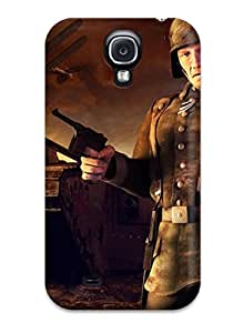 Protection Case For Galaxy S4 / Case Cover For Galaxy(rise Of Nations Video Game Other)