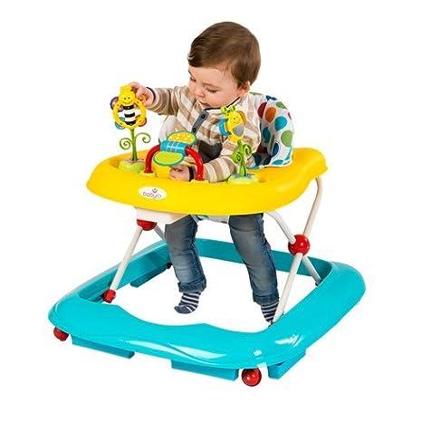Babylo Busy Bizzy - Andador para bebé, ligero y compacto: Amazon ...
