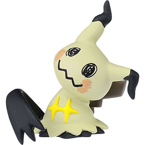 Takaratomy Pokemon Sun & Moon Emc-29 Mimikyu (Battle Pose) Figure Action, 1.5