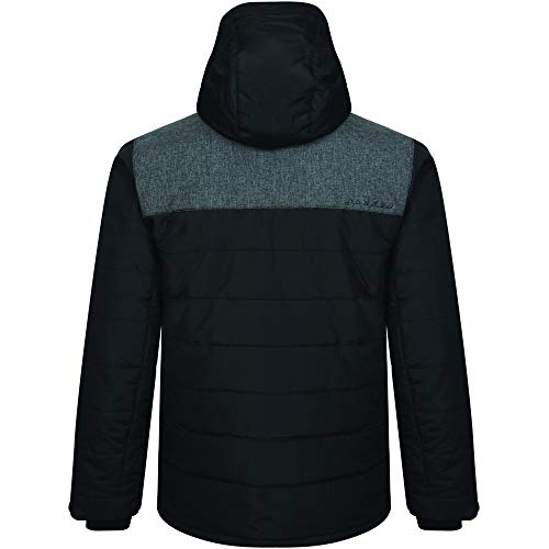 charcoal Uomo Grey Traspirante Uomo Black Da Impermeabile Grey Level 3xl 2b Dmp399 Dare Up vqZO66x