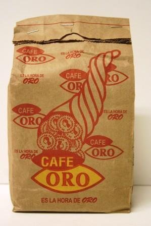 Cafe Oro Coffee From Honduras 16 oz Ground Coffee