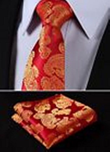 Red-and-gold Spider-man Costume (Dream Pole PP339D Gold Red Floral 3.4