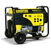 Champion Power Equipment 41030 5000 Watt Portable Generator with Wheel Kit
